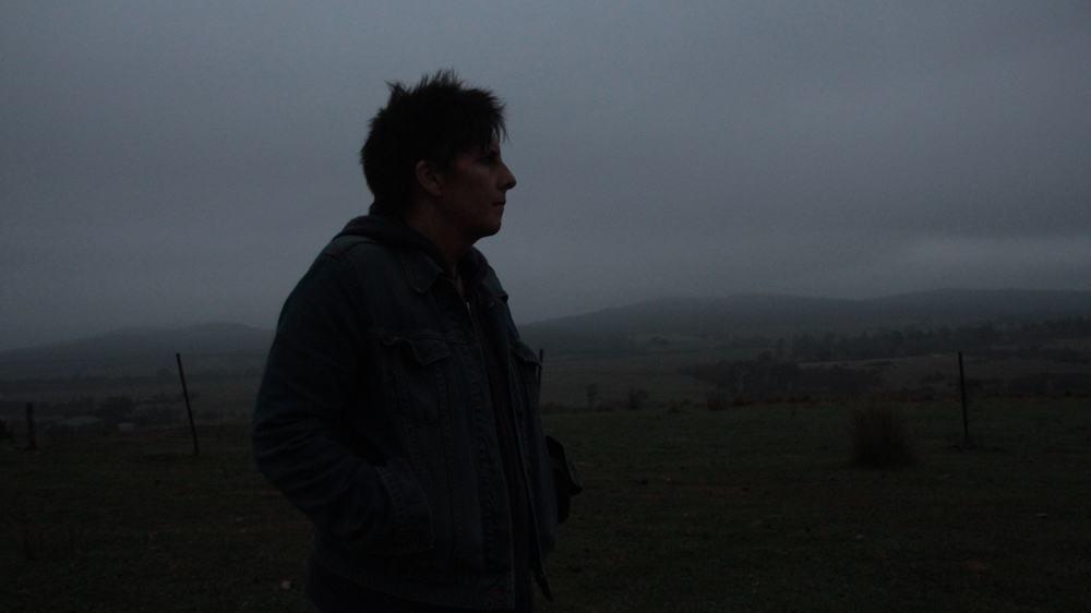 Billie in the mist